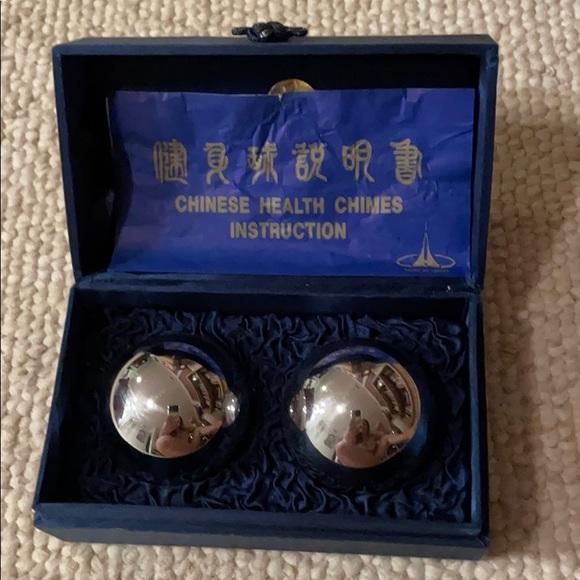 Chinese Health Chimes/balls